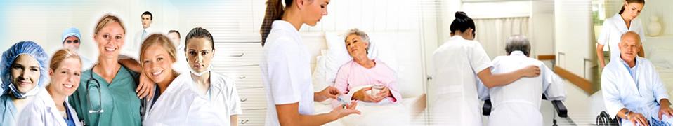 Уход за больными и пожилыми людьми